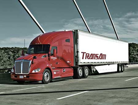 TransAm Trucking is a Kenworth Fleet