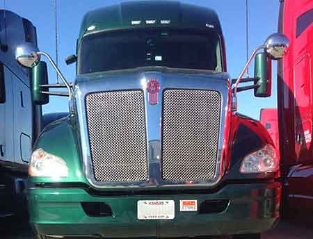 Green Kenworth