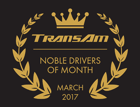 Drivers of the Month - March