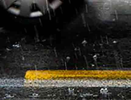 Here are some tips from TransAm Trucking about driving in the rain.