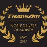 Drivers of the Month – May