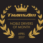 Drivers of the Month – April