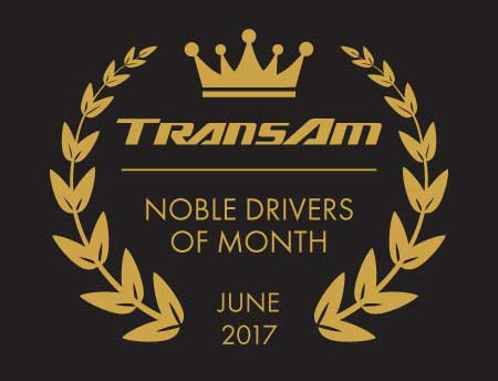 Congratulations to TransAm Trucking's June Drivers of the Month.
