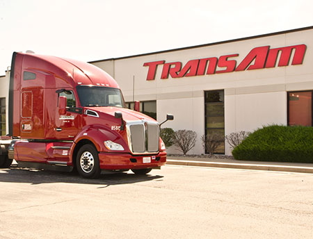 TransAm Trucking is celebrating its 30th year of service!