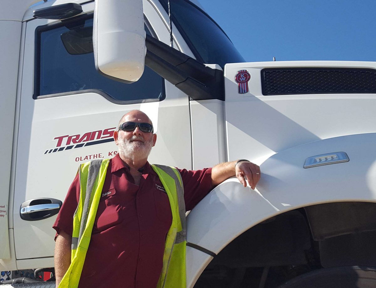 Bobbie Neal is a veteran in more ways than one. After leaving the Air Force in 1978, he started his career in trucking, spending the last 25 of those years with TransAm Trucking.