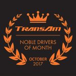 Drivers of the Month – October