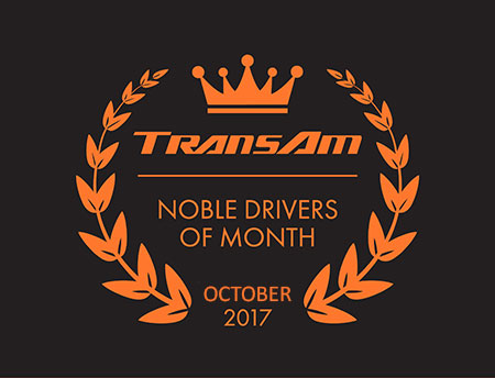 Congratulations to TransAm Trucking's Drivers of the Month - October