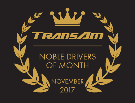 TransAm Trucking is pleased to recognize the Drivers of the Month for November.