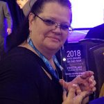 Denise Ponds – Lytx Driver of the Year in For-Hire Trucking