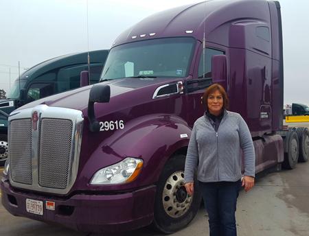 TransAm Trucking Driver Alexa