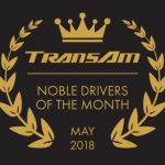 Drivers of the Month – May 2018