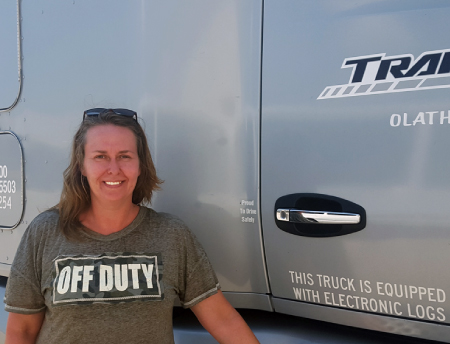 Tonya Autrey – Trucking is in the Blood