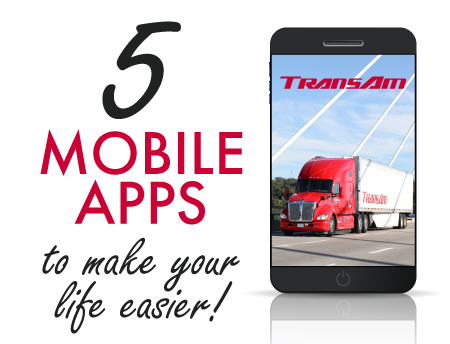 5 Mobile Apps to Make Your Life Easier