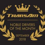 Drivers of the Month – September 2018