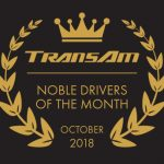 Drivers of the Month – October 2018