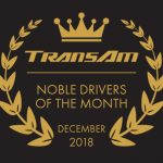 Drivers of the Month – December 2018